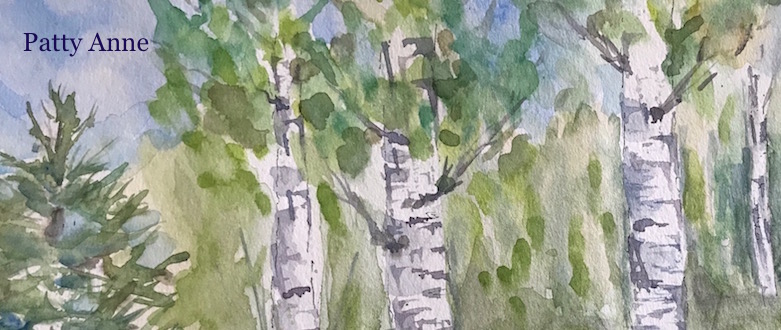 Landscape – Painting Trees