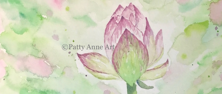 Pink Waterlily and Lotus flowers