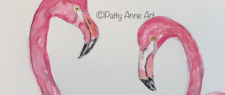 Quiet Thursday – Flamingo Love
