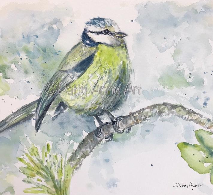 Birdie Blues