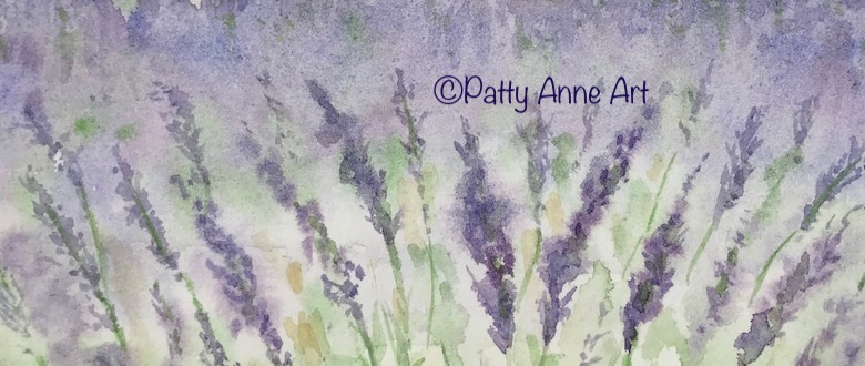Quiet Thursday – Lavender