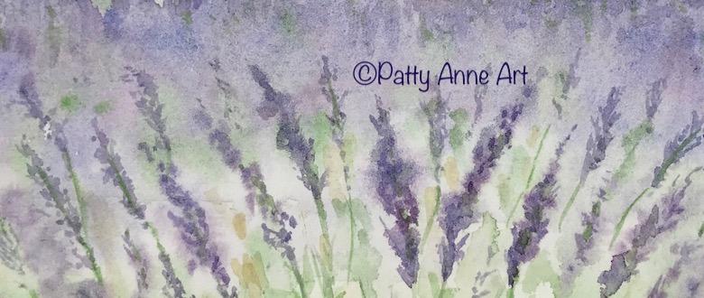Quiet Thursday –Lavender