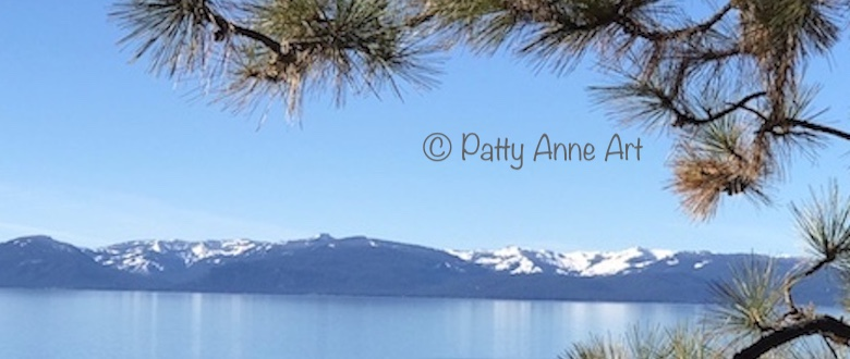 Thursday Blues – Lake Tahoe