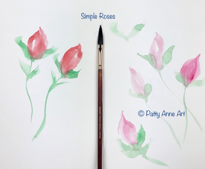 Simple Roses