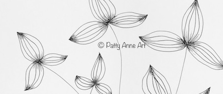 Thursday ink – Pinwheelleaves