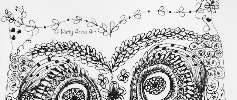 Thursday – Owl &Butterfly