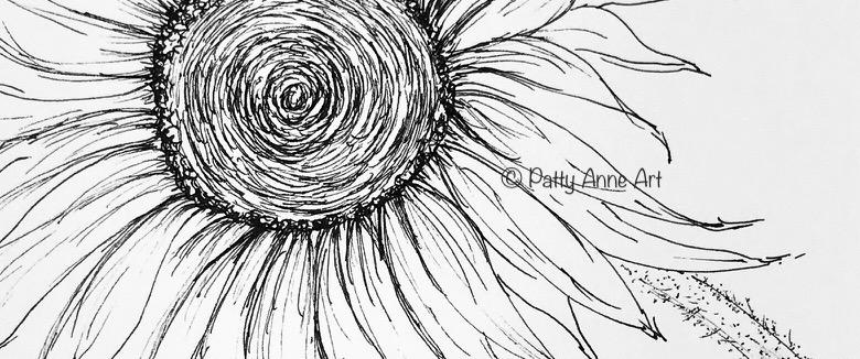 Inktober sketching