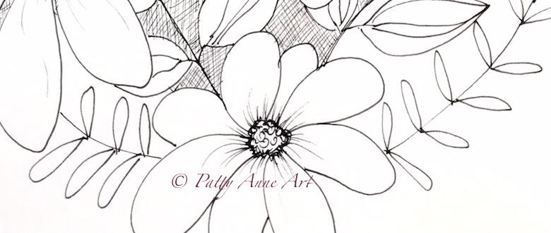 Thursday – a little inksketching