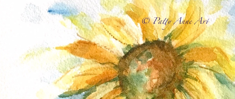 Quiet Sunday – watercolor paintings