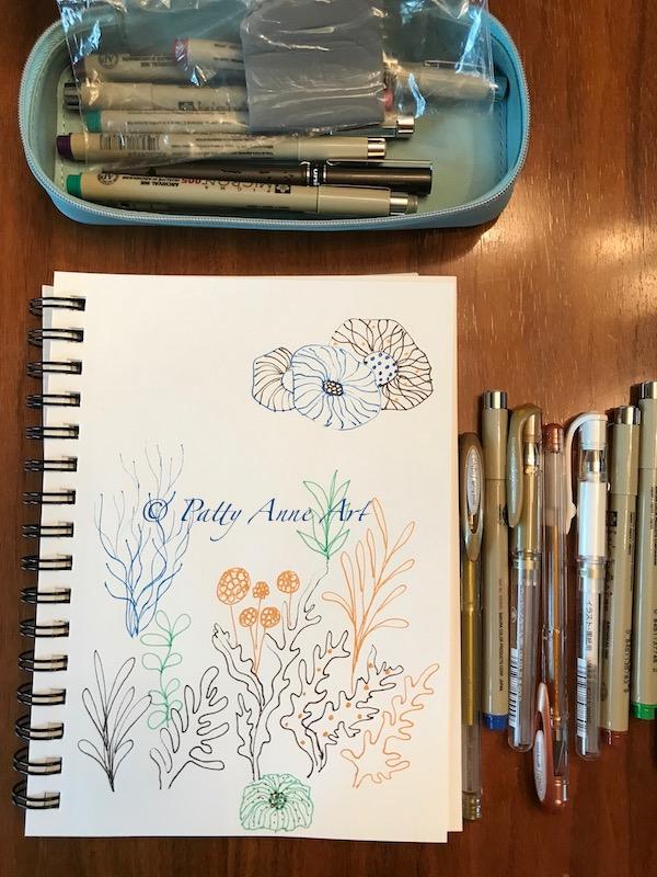 Sketchbook playtime