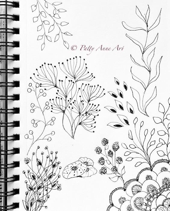 sketchbook undersea play